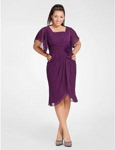 Vestidos para mujeres bajitas (12)