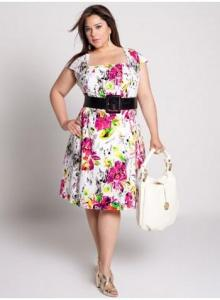 Vestidos para mujeres bajitas (3)