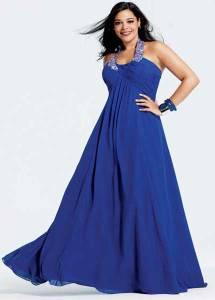 12 Vestidos de fiesta ideales para mujeres gorditas (9)
