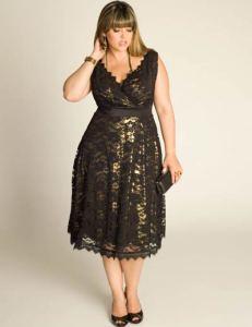 Galería de imágenes con 13 vestidos para gorditas (13)