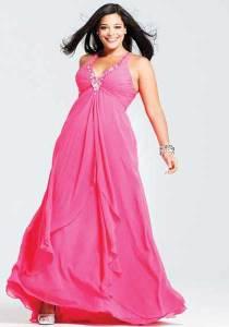 12 Vestidos con corsé para gorditas (4)
