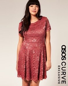 13 Hermosos vestidos de fiesta en talles XL (1)