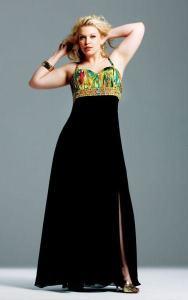 15 Opciones de vestidos de fiesta para gorditas en mercado libre (6)
