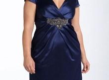 11 Bellos vestidos de fiesta para mujeres con panza (11)