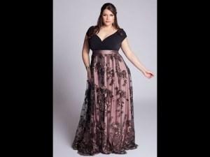 13 Vestidos de fiesta para mujeres que son gorditas (10)