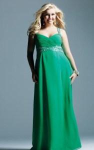 13 Vestidos de fiesta para mujeres que son gorditas (6)