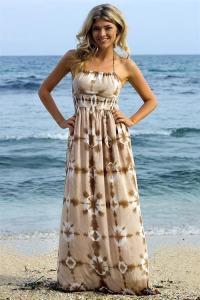 9 Bellos vestidos de fiesta para gorditas en la playa (8)