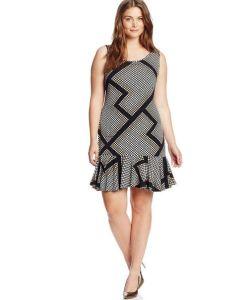 10 nuevos diseños de vestidos de fiesta para gorditas a media pierna (5)