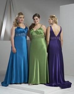 10 vestidos de fiesta para señoras gorditas de 60 años (6)