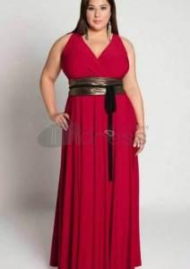 10 vestidos de fiesta para gorditas barrigonas (3)
