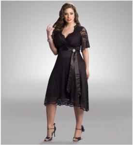 10 hermosos vestidos de fiesta para mujeres gorditas (3)