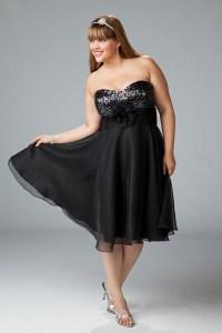10 vestidos de fiesta brillantes para gorditas (8)