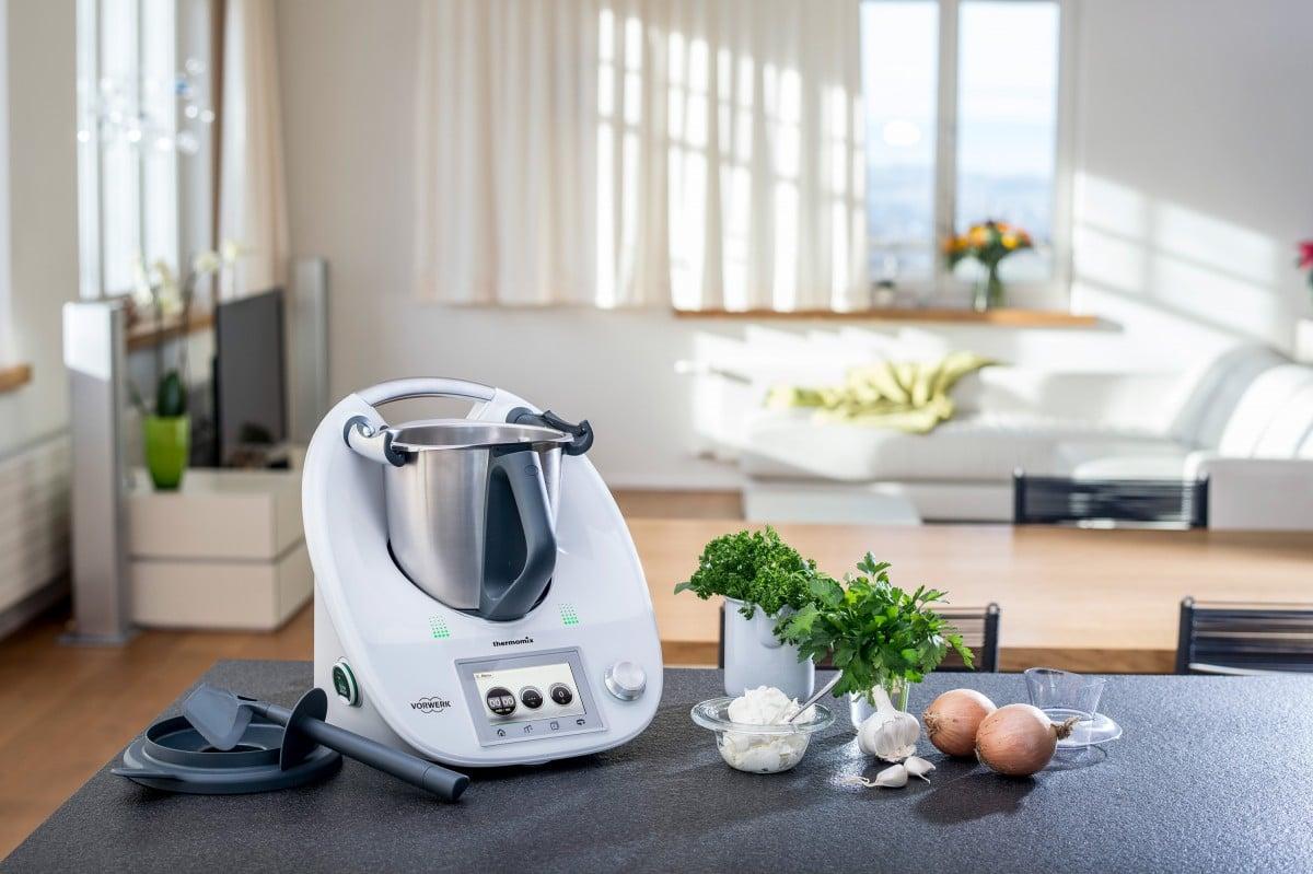 Robot Che Cucina | Impastatrici E Robot Da Cucina