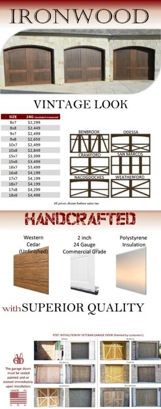 9x8 garage doorCharming Rough Opening For Garage Door 9x7 Contemporary  Best