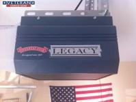 Overhead Legacy Garage Door Opener | Dandk Organizer