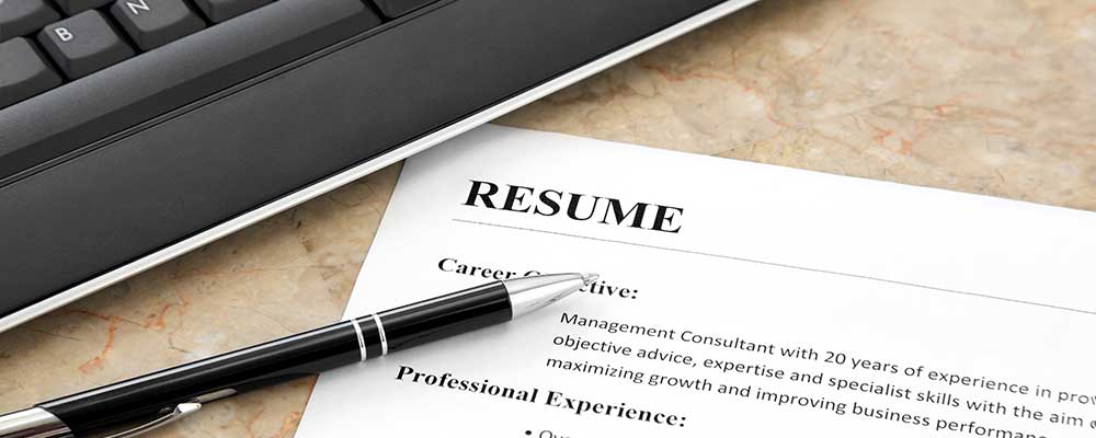 How To Write A Great Resume Veterans Employment - how to write great resume