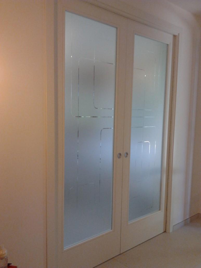 Porta Specchio Scorrevole | Polleri Cinque | Arredo Bagno Casabath Wall