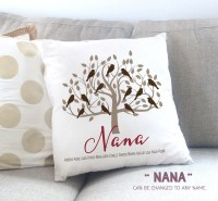 Personalized Pillow for Grandma | VeveAndK - Baby, Family ...