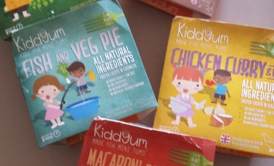 KIDDYUM FROZEN KIDS MEALS