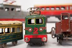 Modélisme ferroviaire, années 50