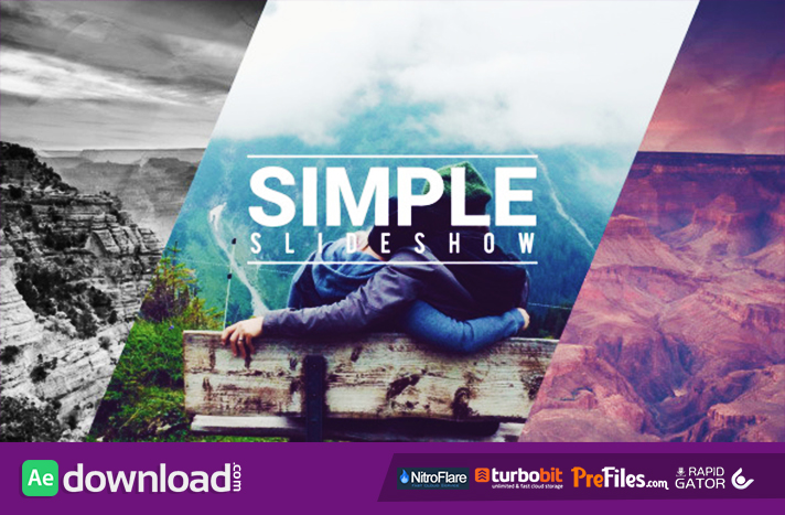SIMPLE FAST SLIDESHOW (VIDEOHIVE) - FREE DOWNLOAD - Free After