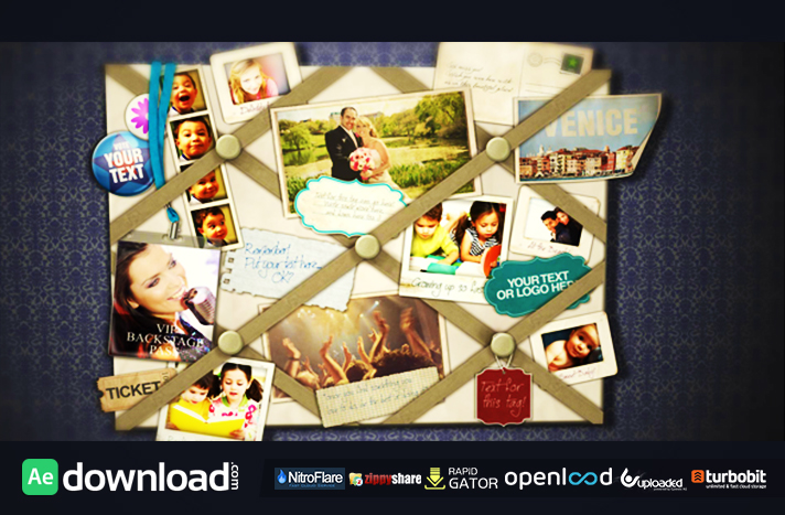 FRENCH MEMO BOARD VIDEOHIVE TEMPLATE FREE DOWNLOAD - Free After - board memo templates