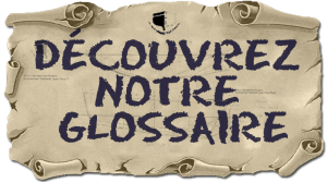 page glossaire