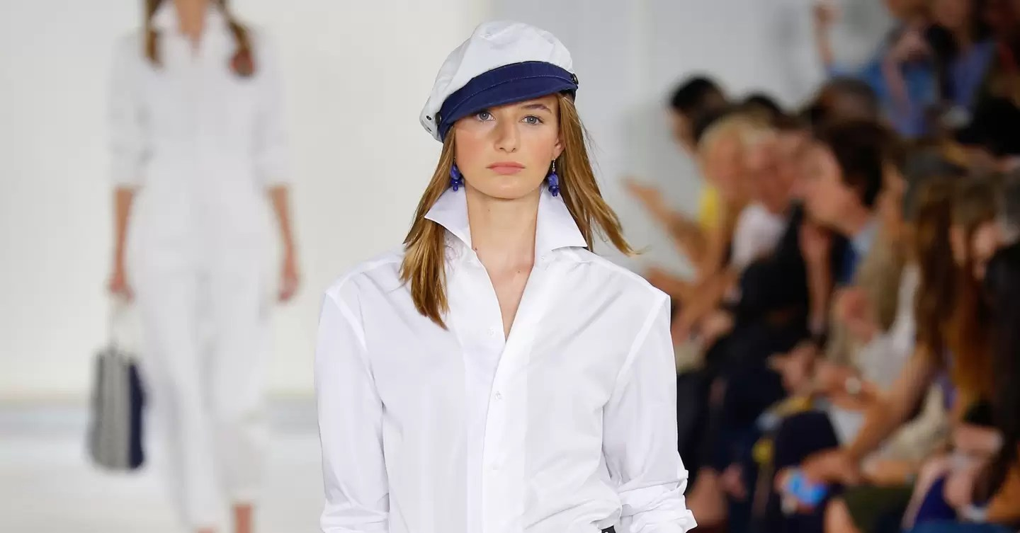 Ralph Lauren Spring Summer 2016 Ready To Wear Show Report British Vogue