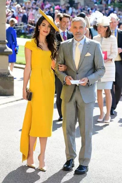 Royal Wedding 2018 Guest Photos British Vogue