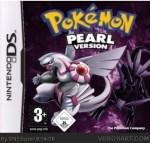 Nintendo DS Pokemon Pearl Cover