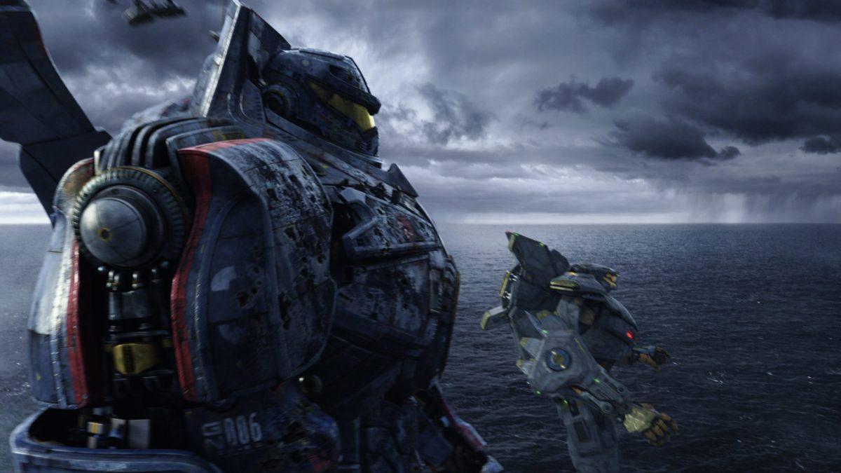 40 Nuevas imágenes de Titanes del Pacifico (Pacific Rim)