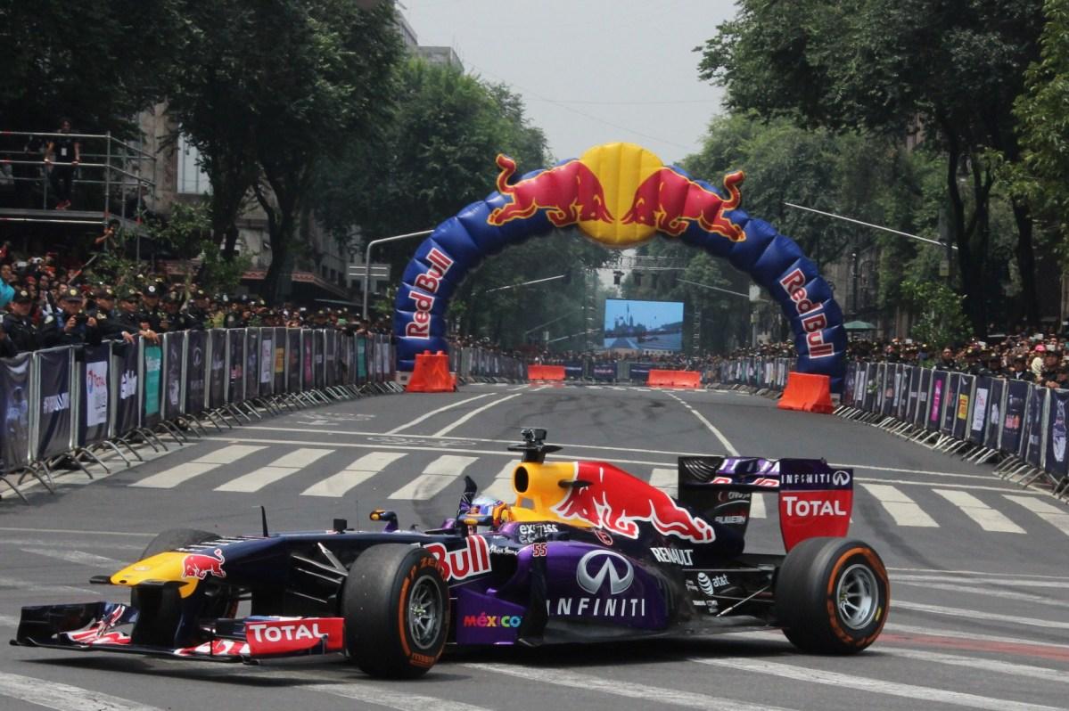 México ya suena a Fórmula 1