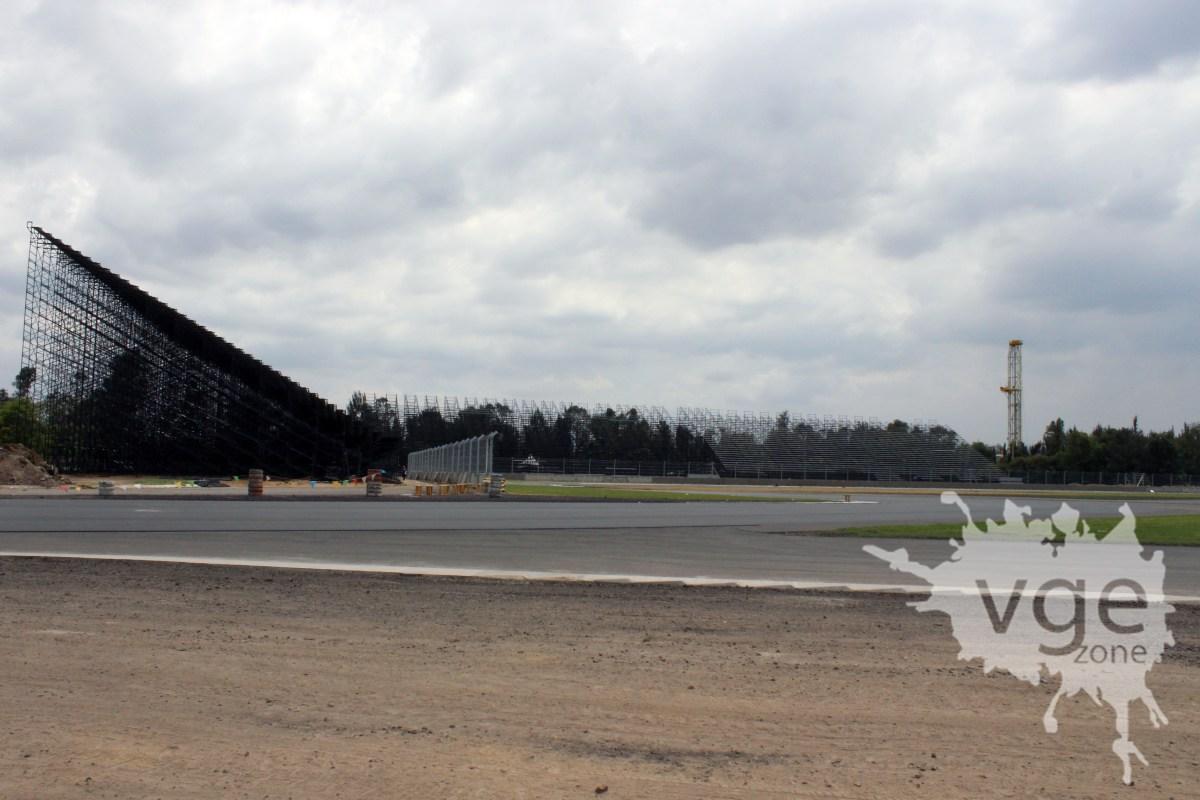 La FIA da luz verde al Autódromo Hermanos Rodríguez a 60 días del FORMULA 1 GRAN PREMIO DE MÉXICO 2015®