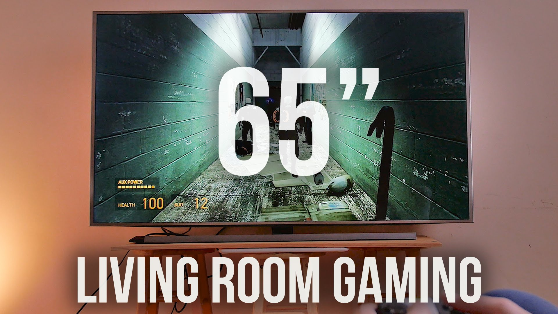 Tv 65 Inch Insane Gaming On 65 Inch 4k Tv Vgfaq