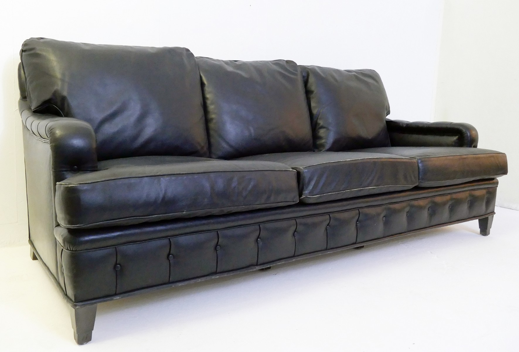 3 Seater Black Leather Sofa | The 16 Best Sofas And Couches You Can ...