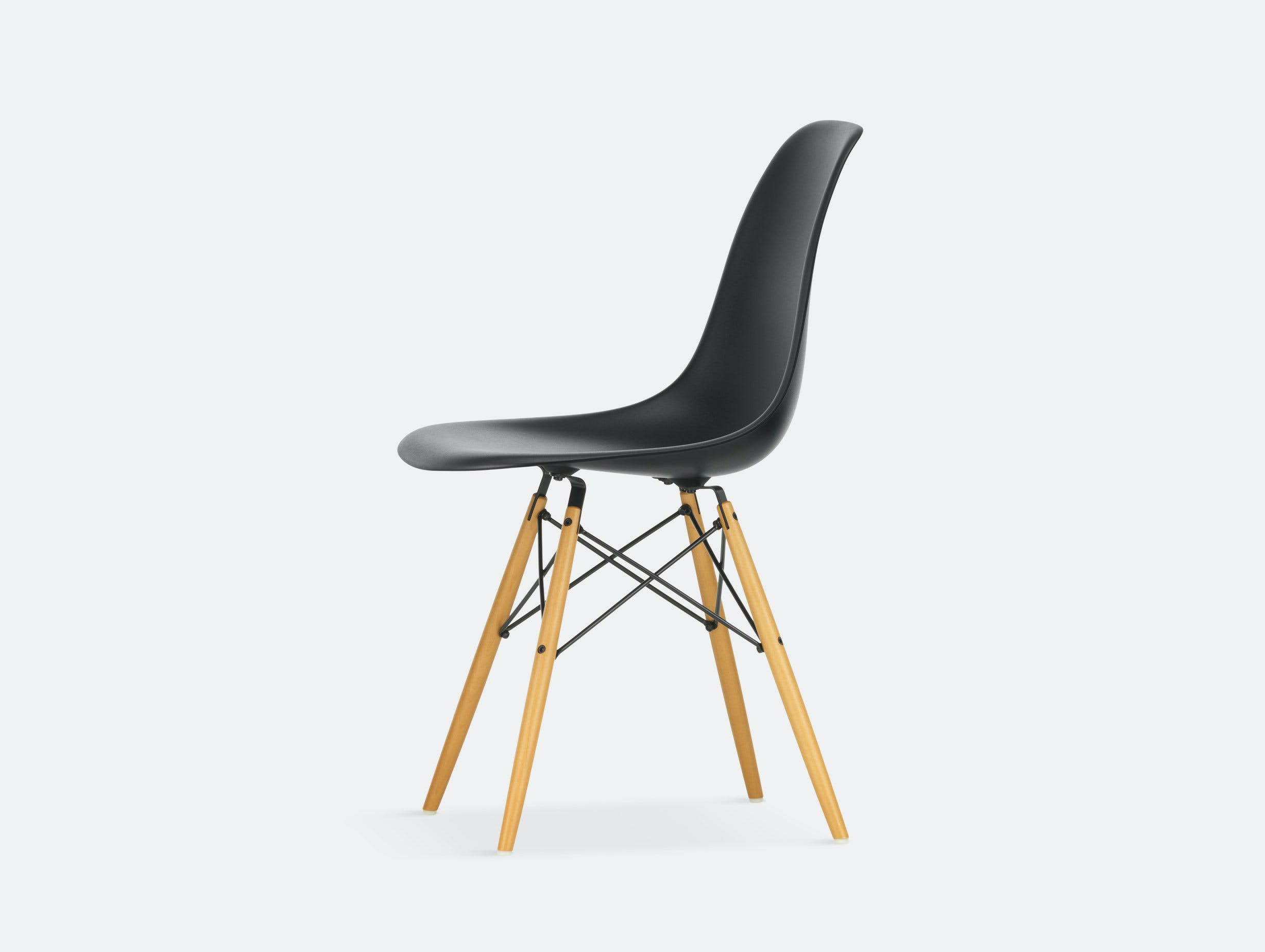 Dsw Eames Stuhl Eames Dsw Plastic Side Chair | Viaduct Furniture