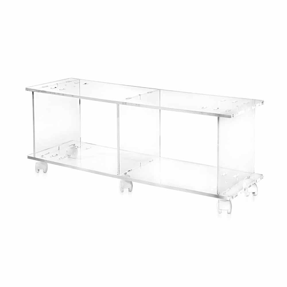 Meuble Tv Plexiglas Meuble Tv De Design Moderne En Plexiglas Transparent Mago