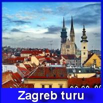 Zagreb Hırvatistan 2