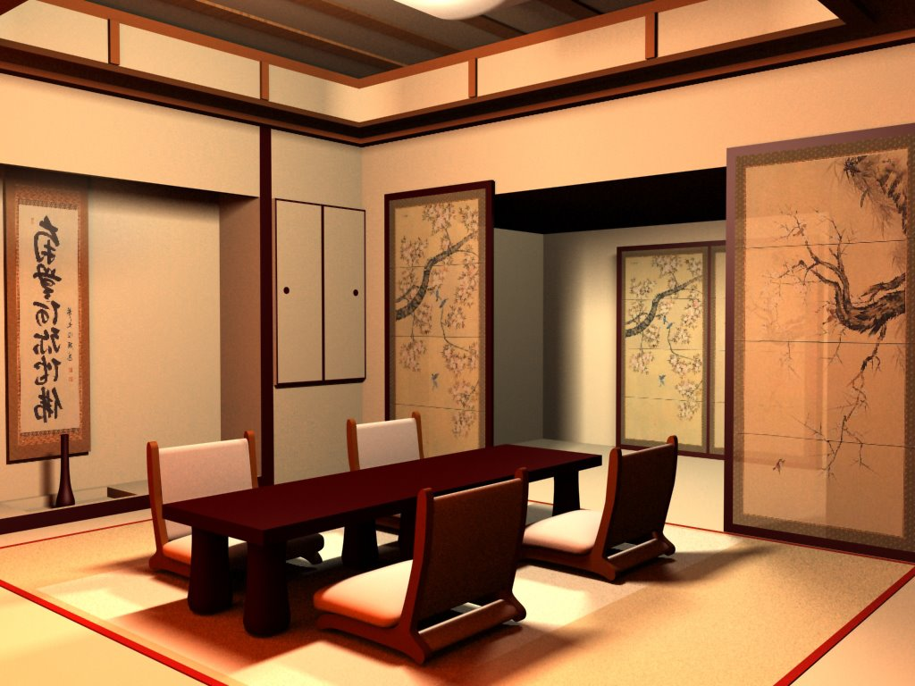 Japanese Sala Set Designs Japanese Interior Design Viahouse Com