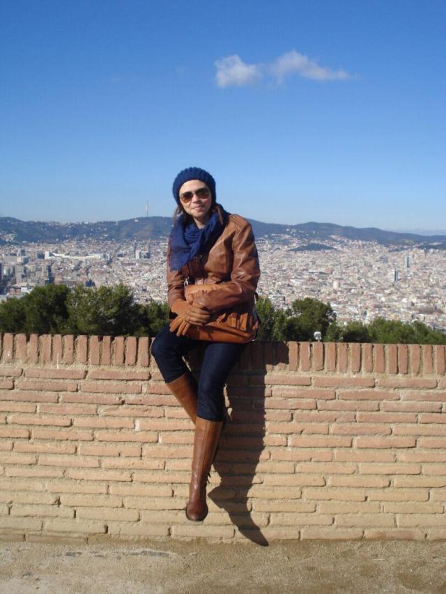 Viajando sozinha e tranquila - Viajando bem e barato pela Europa - Castel de Montijuic_Barcelona