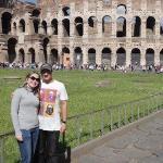 A primeira viagem à Europa de Aline e Francisco – Roteiros by Rogério