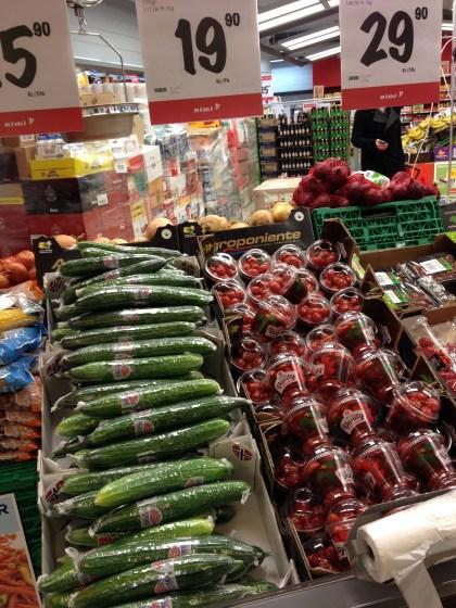 Noruega_supermercado_Viajando bem e barato pela Europa
