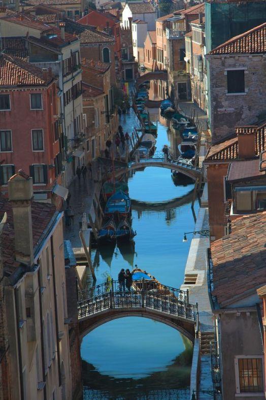 Veneza_canais_Viajando bem e barato pela Europa
