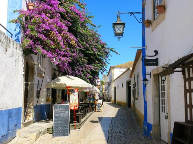 Lisboa_Obidos_Viajando bem e barato pela Europa
