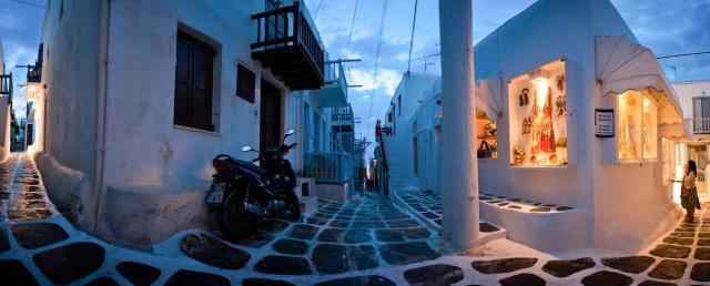 Mykonos_Chora_Viajando bem e barato pela Europa