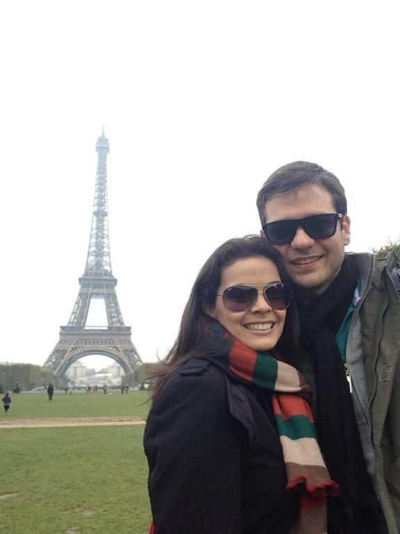 Viagem para a Itália, Inglaterra e Holanda_Tour Eiffel_Viajando bem e barato