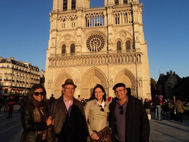 Europa na melhor idade_Notre Dame_Viajando bem e barato
