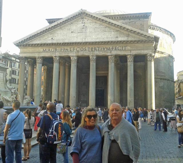 Europa na melhor idade_Roma_Viajando bem e barato