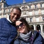 Inglaterra, França, Itália e Espanha: a primeira viagem à Europa de Aline e Márcio