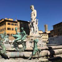 Il Biancone, Florencia, Italia.
